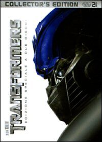 Transformer dvd edizione speciale 2 dischi