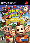 Super Monkey Ball Deluxe (Sony PlayStation 2, 2005) - US Version