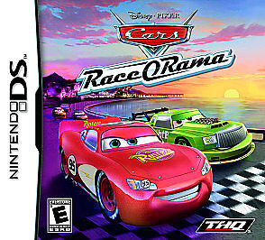 NEW-DS-CARS-RACE-O-RAMA-NINTENDO-SEALED