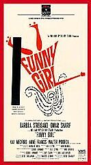 Funny-Girl-VHS-Barbara-Streisand-1968-Omar-Sharif-G-Color-RCA-Columbia-Pictures