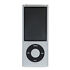 MP3 and Digital Media Player: Apple iPod nano 5th Generation Silver (16 GB) MPN: MC060LL/A, 16 GB (Built-in Memory), 4100 Song...