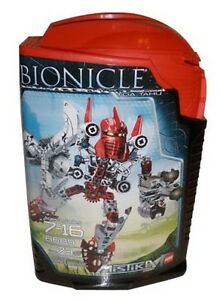 Lego Bionicle Mistika Toa Tahu (8689)