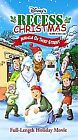 Recess Christmas: Miracle on Third Street (VHS, 2001)
