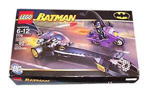 La búsqueda de la gata dragster de Lego Batman (7779)