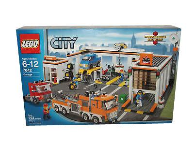 Lego City Garage 7642 Ebay