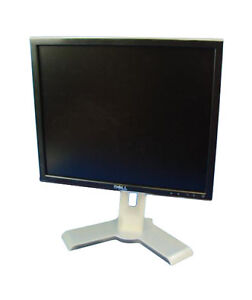 Dell-UltraSharp-1908FP-19-LCD-Monitor-Black