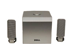 DELL-Zylux-A525-Home-PC-2-1-Multimedia-Surround-Sound-Audio-Speaker-System