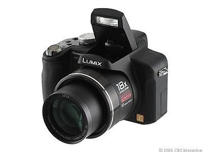 Panasonic LUMIX DMC-FZ28 10.1MP Digitalkamera + Zubehörpaket