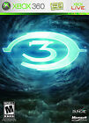 Halo 3 (Collector's Edition)  (Xbox 360, 2007) (2007)