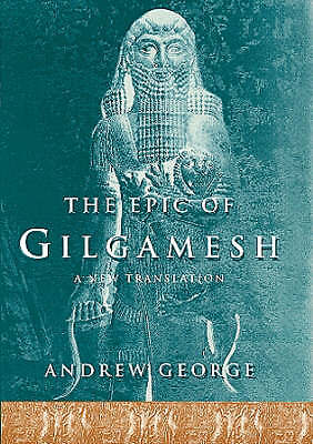 The Epic of Gilgamesh-ExLibrary