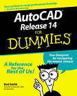 AutoCad For Dummies by Bud E. Smith (Paperback, 1997)