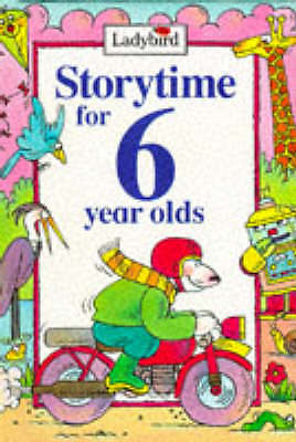 """AS NEW"" Storytime for 6 Year Olds, Stimson, Joan, Book"