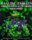 Hanging Baskets, Window Boxes and Containers by David Joyce (Paperback, 1999)