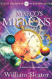 Sleator-William-Marcos-Millions-Hodder-silver-series-Book
