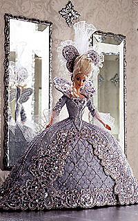 Bob Mackie Madame Du 1997 Barbie Doll