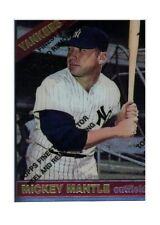 Topps Mickey Mantle Modern (1981-Now) Baseball Cards