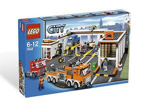 Lego City Garage : Lego city garage set ebay