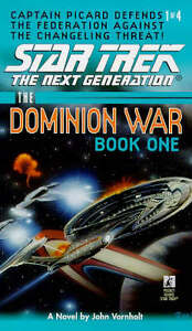 John-Vornholt-Dominion-War-Behind-Enemy-Lines-v-1-Star-Trek-The-Next-Genera