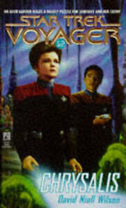 Wilson-Dave-Chrysalis-Star-Trek-Voyager-Book