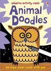 Animal Doodles by Fiona Watt (Cards, 2010)