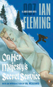 On-Her-Majestys-Secret-Service-Ian-Fleming-Used-Good-Book