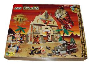 LEGO  Aventuriers 5988 Pharaoh's Forbidden désert 5988-Neuf Scellé  bienvenue pour acheter