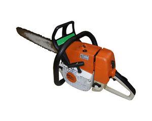 Stihl ms 360 chainsaw ebay stihl ms 360 chainsaw greentooth Gallery