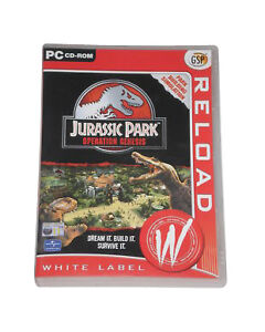 Jurassic Park Operation Genesis PC Windows Min2000XP98 - <span itemprop=availableAtOrFrom>Lichfield, United Kingdom</span> - Jurassic Park Operation Genesis PC Windows Min2000XP98 - Lichfield, United Kingdom