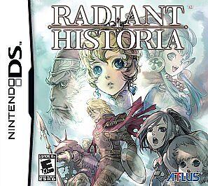 Radiant-Historia-BRAND-NEW-Nintendo-DS-DSi-DSi-XL-Atlus-Games-VERY-RARE