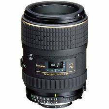 Nikon AF Fixed/Prime Auto Focus DSLR Camera Lenses