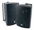Home Theater Speakers and Subwoofers: Dual Electronics LU43P Main / Stereo Speakers Cable, Main / Stereo, 50 Watt RMS, 3-Way