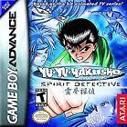 Yu Yu Hakusho Ghost Files: Spirit Detective (Nintendo Game Boy Advance, 2003)