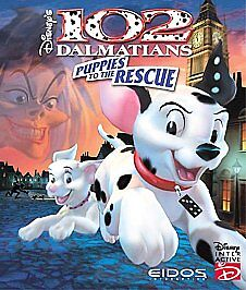 Disney-102-Dalmatians-Puppies-To-The-Rescue-PC-CD-ROM-Windows-Game