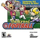 Backyard Football Jewel Case (Windows/Mac, 2002)