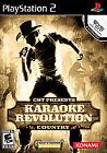 CMT Presents: Karaoke Revolution -- Country (Sony PlayStation 2, 2006)