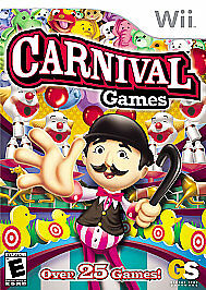 NEW-WII-CARNIVAL-GAMES-NINTENDO-SEALED