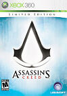 Assassin's Creed: Limited Edition  (Xbox 360, 2007) (2007)