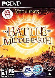 Lord of the Rings: The Battle for Middle...