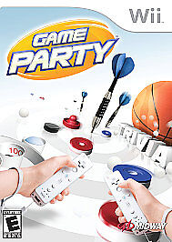 BRAND NEW Sealed Game Party (Nintendo Wii, 2007)