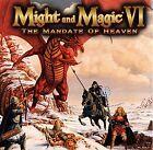 Might and Magic VI: The Mandate of Heaven (PC, 1998) - European Version