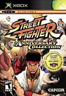 Street Fighter Anniversay Collection Xbox