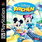 My Disney Kitchen (Sony PlayStation 1, 2002)