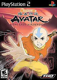 Avatar-The-Last-Airbender-Sony-PlayStation-2-2006-Rental-Artwork-Booklet