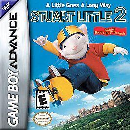 Stuart Little 2 Nintendo Game Boy Advance 2002