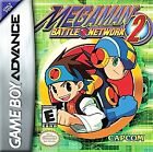 Mega Man Battle Network 2 (Nintendo Game Boy Advance, 2002)