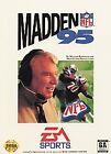 Madden NFL 95 (Sega Genesis, 1994)