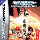 Yu Yu Hakusho Ghost Files: Tournament Tactics (Nintendo Game Boy Advance, 2004)