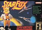 Starfox Nintendo NES Video Games