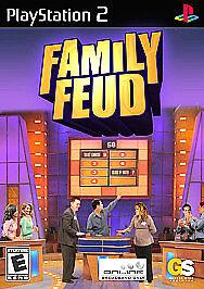 Family Feud (Sony PlayStation 2, 2006)