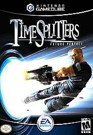 time splitters future perfect gamecube